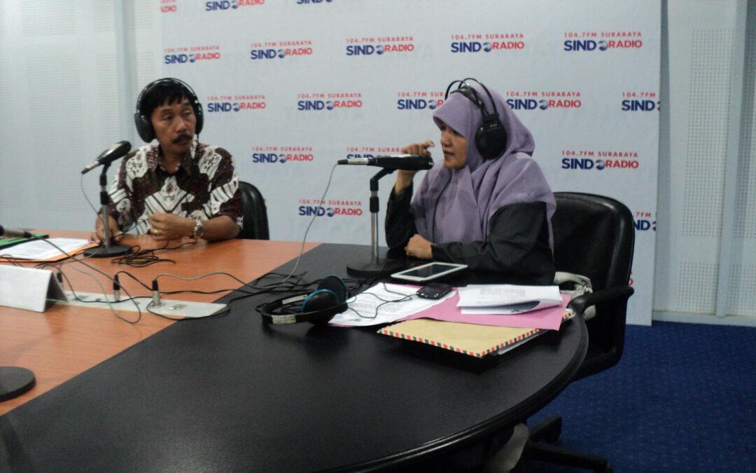 Talk show di Sindo FM