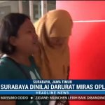Mendampingi serta mengadvokasi keluarga korban miras oplosan di RS dr. M. Soewandhie Surabaya