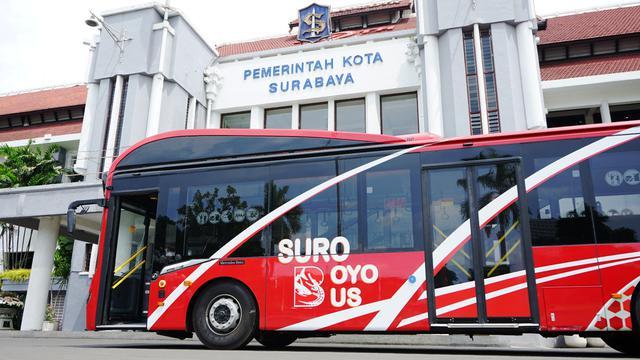 Mau Dibawa Kemana Bus Suroboyo ?