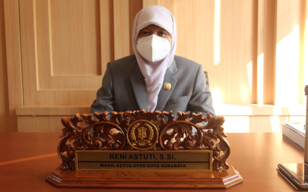 Pimpinan DPRD Surabaya soroti tindakan kasar petugas Linmas tangani tawuran remaja