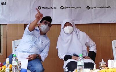 Machfud Arifin Alokasikan Rp 50 M untuk Dana Stimulus UMKM