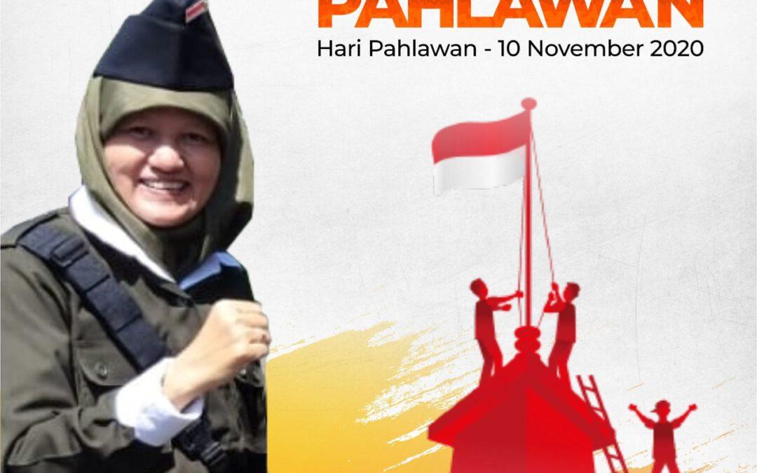 Sambut Hari Pahlawan, Pimpinan DPRD ajak warga Kota Surabaya miliki karakter kepahlawanan