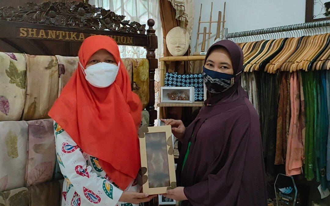 Jelang Surabaya Virtual Expo 2021 Pimpinan DPRD Support  UMKM peserta,  Reni Astuti: Bela, Beli, dan Bina UMKM Surabaya