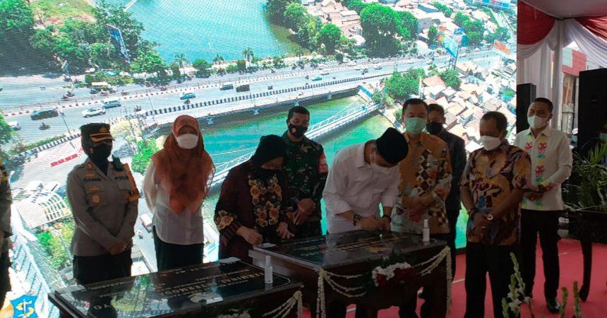 Reni Astuti Berharap Jembatan Sawunggaling Bisa Jadi Ikon Baru dan Untungkan Warga Sekitar
