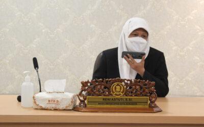 Pimpinan Dewan Tegaskan Tak Ada Lockdown di Gedung DPRD Surabaya