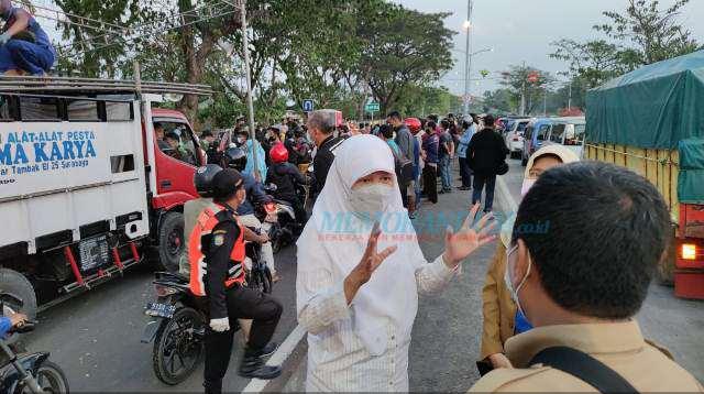 Bangkalan Effect, Reni Astuti Berharap Tren Kasus Positif Covid-19 di Surabaya Tidak Kembali Merah